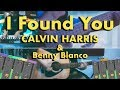 Calvin Harris  &  benny blanco - I Found You (Cover by Robin)