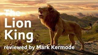 The Lion King reviewed by Mark Kermode