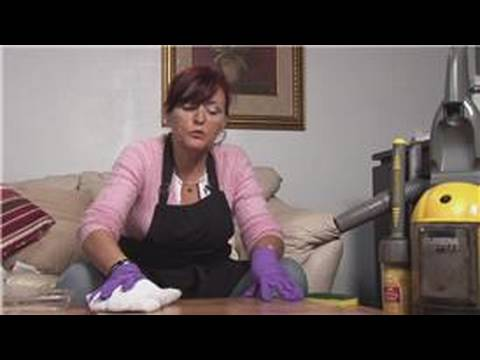 Cleaning Floors : How to Clean Laminated Wood Floors