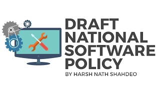 Current Affairs: Draft National Software Policy [UPSC CSE/IAS, SSC CGL/CHSL, Bank PO]