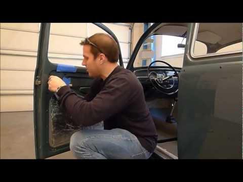 1966 VW Beetle - Door Lock Remote Installation