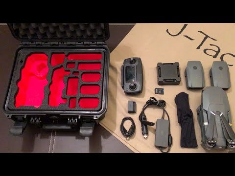 This Could Be The BEST DJI Mavic Pro Flight Case - The Tom Case Review!