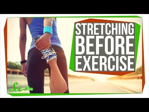Does Stretching Before Exercise Actually Help?