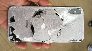 Magic with IPhone gone wrong!
