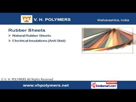 Moulded Rubber Products by V. H. Polymers, Mumbai