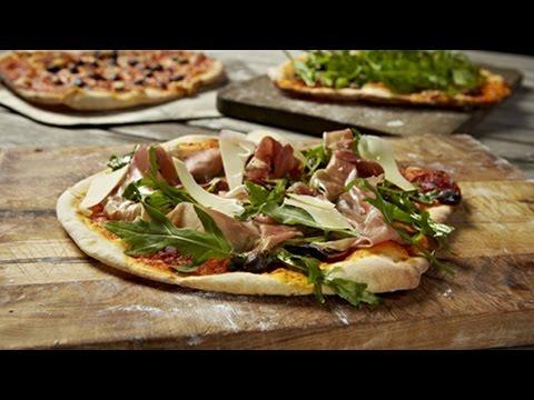 Amazing Pizza with Heath Dumesny