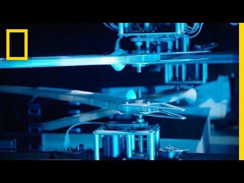 Sound Meets Sculpture and Robotics - TECH+ART | Genius: Picasso