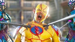 INJUSTICE 2 All Super Moves On Reverse Flash Gameplay