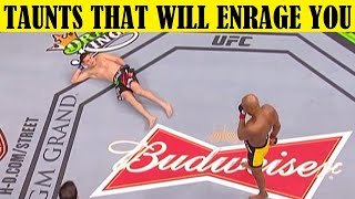 Top 10 Craziest Antics and Taunts Ever Done