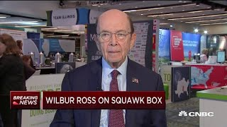 Download Watch CNBC's full interview with Commerce Secretary Wilbur Ross Video