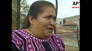 Closer look at Indians living in Mexico City