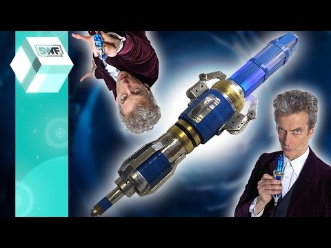 How to Build the Twelfth Doctor's Sonic Screwdriver - DIY Prop Replica