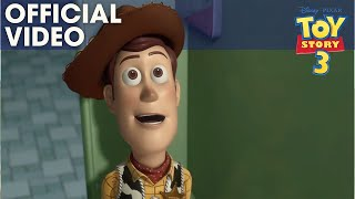 TOY STORY 3   Bathroom Escape Clip   Official Disney Pixar UK