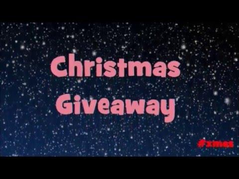 Christmas Giveaway (2015 - 2016)