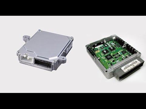 Cara programming ECM/ECU/PCM module menggunakan scanner mobil