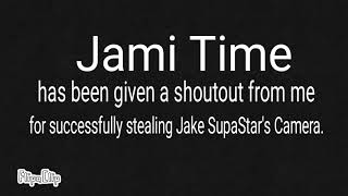 Shout out to Jami Time.