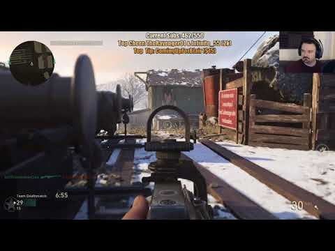 COD WW II MY BEST SESSION EVER! pt20