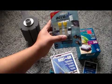 How To: Setup Sponge Filters