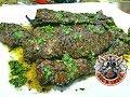 Churrasco (Skirt Steak) w/ fresh Chimichurri marinade