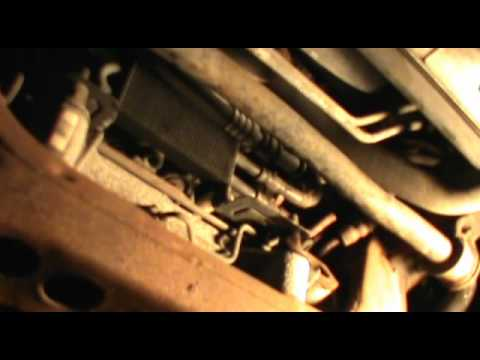 power Steering Rack and pinion Replacement ford explorer part 1