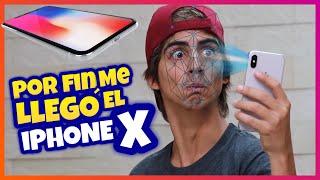 Daniel El Travieso - Por Fin Me LLego El iPhone X!