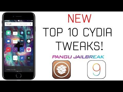 NEW Top 10 iOS 9.3.3 Jailbreak Tweaks! | Part 2