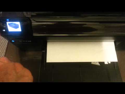 HP C4780 Printer Problem.mp4