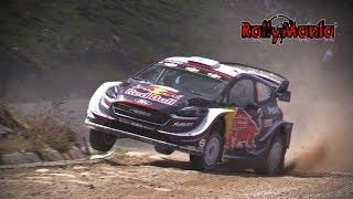 WRC Vodafone Rali de Portugal 2018 - FLAT OUT & BIG SHOW [HD]