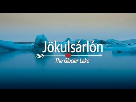 Jökulsárlón Glacier lake - Campervans Iceland