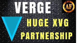 $1 VERGE XVG With Partnership and RCT  Verge Price Predictio