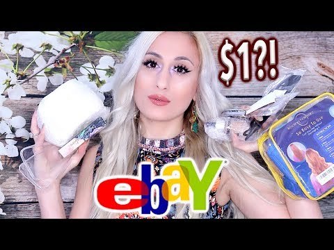 $1 EBAY BEAUTY FINDS HAUL & MORE!  💰 #81