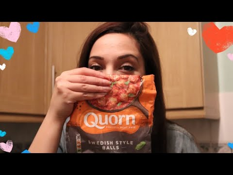 Quorn Swedish style balls review