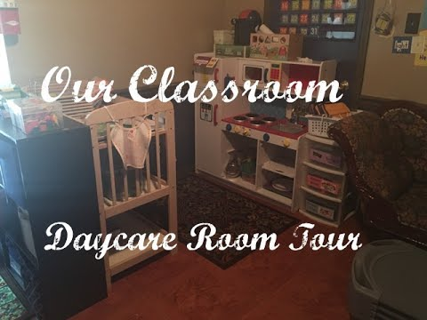 Our Classroom/ Daycare Room Tour