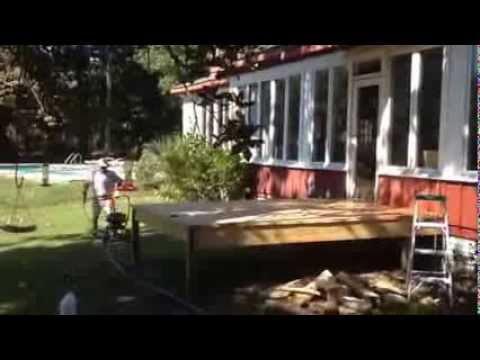 Power Washing Exterior Window Trim