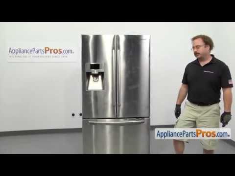Refrigerator Pantry Temperature Sensor (Part #DA32-00006R) - How To Replace