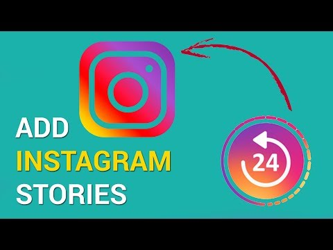 How to add story to Instagram (iOS)