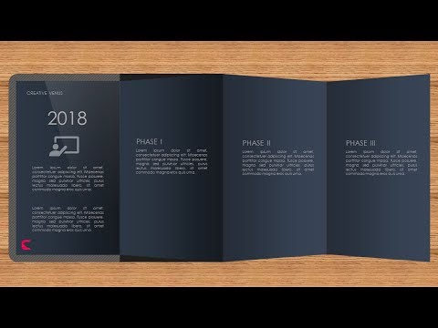 How To Create Business Card, Abstract, Creative Template in Microsoft Office 365 PowerPoint PPT