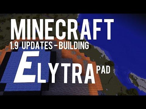 Elytra Pad Minecraft 1.9 - Minecraft Updates 1.9
