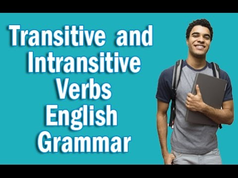 Basic English Grammar in Hindi |Transitive and Intransitive Verbs