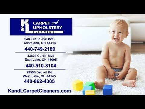 K & L Carpet and Upholstery Cleaning | Cleveland OH Carpet and Rug Cleaners