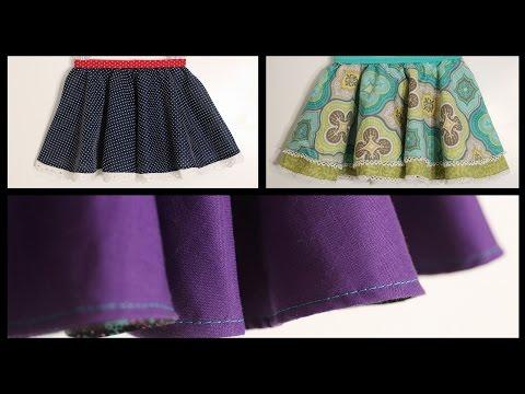 Circle Skirts (3 Ways) | Easy How to - Whitney Sews