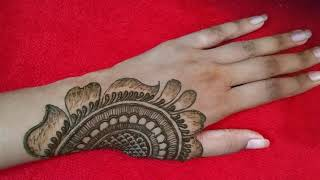 How To Make Rose Henna With These Simple Steps Beginners Mehndi