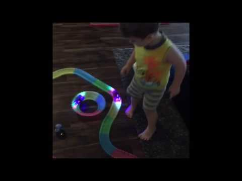 Magic Tracks - As Seen On TV! Play Time With Nicholas!