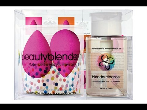 Beautyblender!! Review/Application/Cleaning