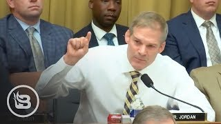 """Jim Jordan GOES OFF on Dems' Over """"Scary"""" Gun Confiscation Bill"""