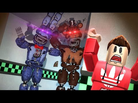 THEY'RE GOING TO EAT ME!! FNAF ANIMATRONIC TYCOON! (Roblox Adventures)