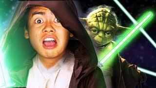 I Spent 24 Hours Training Like A Jedi
