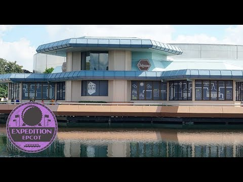The History of Odyssey Center | Expedition Epcot