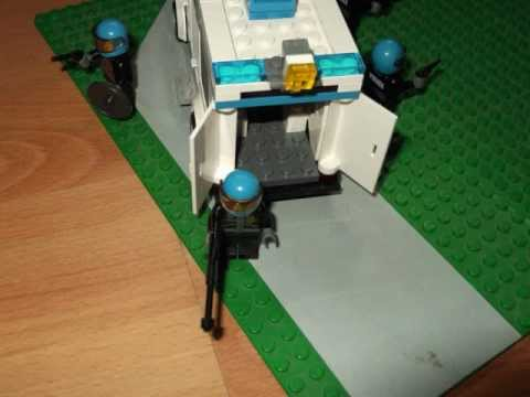 lego saints row the third swat, army, police and brute