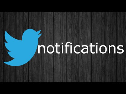 Get Notified When Someone Tweets | Tutorial (for iPhone)